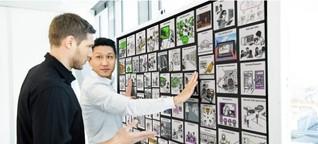 Launch Fujitsu Digital Transformation Center: Die Deutsche Leasing hat jetzt zwei Augen auf den Kunden