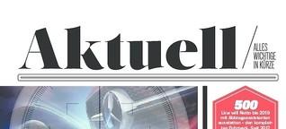 Software-Manipulation bei Daimler: Verbraucher haben ähnlich gute Chancen wie betrogene VW-Kunden