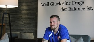 Kevin Großkreutz im Trainingslager: Maulkorb für die KFC-Spieler