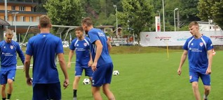 KFC Uerdingen: Krämer zufrieden mit Trainingslager