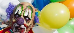 Lustig oder gruselig?: Die Angst vor dem Clown | BR.de