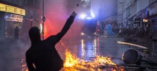 Ein Jahr nach dem G20-Protest: Was euch kaputt macht