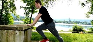 Mit eigenem Fitness-Programm: Wetteraner nimmt 90 Kilo ab