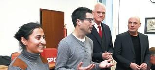 Wenn die SPD-Basis grollt