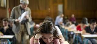 Bildungsforschung: Woher kommt die Noteninflation?