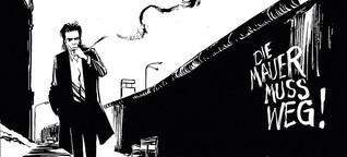 Comicbiografie über Nick Cave: Der größte Dandy der Gegenwart