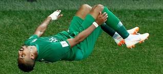 Gruppe A: letzter Spieltag: Saudis schlagen müden Mo