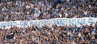 Hertha BSC und seine Fans: Die alte Tante und der Fortschritt