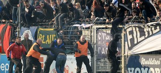 Landespokalfinale Babelsberg vs. Cottbus: Neuauflage eines Skandalspiels
