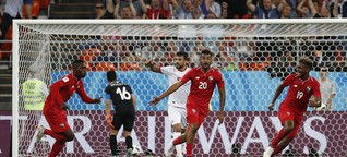 Gruppe G: Letzter Spieltag: Tunesien kann's noch