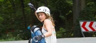 Longboarden: Urform des Skatens