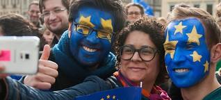Pulse of Europe: Sonntags spielt Europa