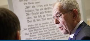 """Van der Bellen lobt DÖW - und empfiehlt Politikern """"historisches Basiswissen"""""""