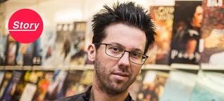 Dieser Typ hat sich in Bochum einen Traum erfüllt - und einen Comicladen eröffnet