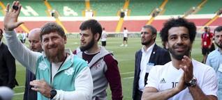 Ramsan Kadyrow: Der Diktator und seine Fußballer