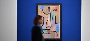 Doppelausstellung von Paul Klee - Zwischen Buddha und Bauhaus