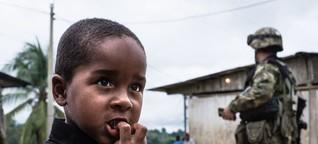 Schweigen im Chocó (neues deutschland)