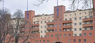 Wohnen in Wien | Immer noch bezahlbar - dank Gemeindebau