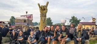Wacken-Festival  - Wie viel Religion steckt im Metal?