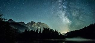 Sternenpracht der Milchstraße: Mondlose Sommernächte nutzen! | BR.de