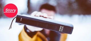 """""""Holy Spirit Night"""": Als Ungläubiger unter 10.000 evangelikalen Christen"""
