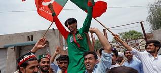 Wahlergebnis in Pakistan: Knappe Mehrheit mit Betrugsvorwurf