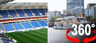 360°-Video aus Rostow: Alles, was du zum ersten WM-Spielort der Nati wissen musst