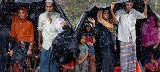 360°-Video aus Bangladesch: Rohingya droht neue Katastrophe