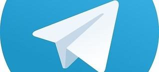 Telegram ist nicht zu fassen