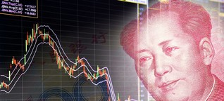 Bitcoin: Handelsvolumen des Yuan auf Rekordtief gesunken