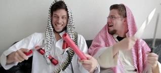 """Die """"Datteltäter"""" machen Youtube-Satire"""