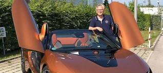BMW verspielt den Vorsprung bei Elektroautos
