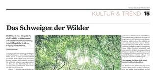Das Schweigen der Wälder