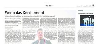 Andreas Gabalier: Wenn das Kerzl brennt