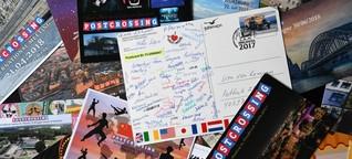 Postcrossing: Sehnsucht nach Postkarten-Grüßen von Fremden - WELT