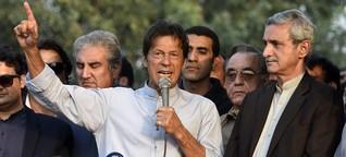 Nach Parlamentswahl in Pakistan: Leise Hoffnung auf Neuanfang