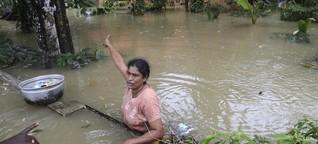 Flutkatastrophe in Indien: Kerala zählt seine Toten