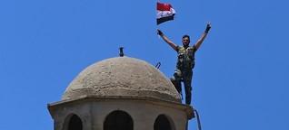 Warum Israel wegen Syrien alarmiert ist