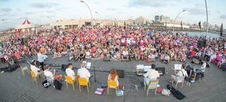 Tel Aviv - Sommer, Sonne, Schabbatsegen