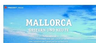 Mallorca - Gestern und Heute