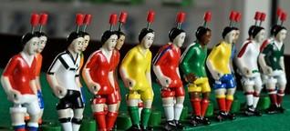 Fußball-WM: Willkommen beim Stereotypen-Bingo!