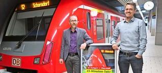 Erkenntnis aus Filderstadt: S-Bahn: 15-Minuten-Takt möglich