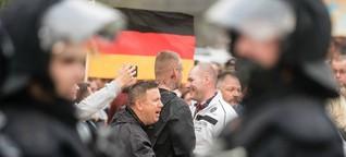 Chemnitz - Sichtbare Allianzen