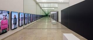 Biennale: Psychogramm des Mauerstreifens