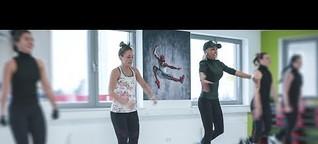 Kangoo Jumps Trial: Schuhe mit Sprungfedern für intensive Cardio-Workouts ohne Gelenksbelastung