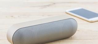 Die besten Bluetooth-Lautsprecher von unter 100 bis 300 Euro   handy.de