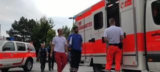 Rettungssanitäter im Einsatz - Teil 2