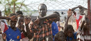 Flucht in Afrika: Gekommen, um zu bleiben