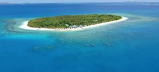 Inselhüpfen auf den Fidschis - So geht's günstig!