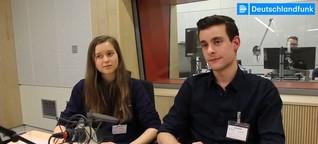 """Gastmoderatoren bei """"Campus & Karriere"""""""